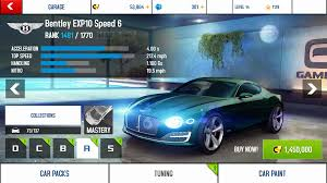 bentley exp speed 8 bentley exp10 speed 6 asphalt wiki fandom powered by wikia