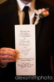 sle of wedding programs ceremony wedding ceremony bulletins more you will help your sle wedding