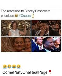 Stacey Meme - the reactions to stacey dash were priceless hos 1 scars
