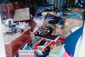 Jaycee Dugard Backyard First Look At Garrido Lair Images Reveal Filth Squalor In Home