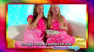 snuggie tails children u0027s mermaid blanket pink bed bath u0026