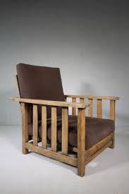 Oak Armchair Edwardian Antique Heals Oak Armchair Into Guest Bed 477512