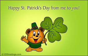 send a st s day wish free bit o ecards greeting