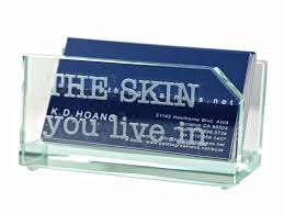 Leather Personalized Business Card Holder Executive Leather Business Card Holder Hansonellis Com