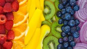 eat a rainbow of foods health benefits of colored foods http