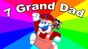 what is 7 grand dad the meaning and origin of the grand dad meme