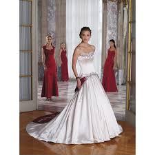 she fashion club red and white wedding dresses