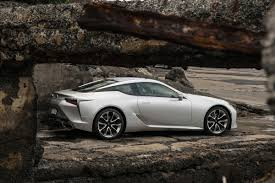 lexus lc pricing high end lexus coupe shows off futuristic new look cars