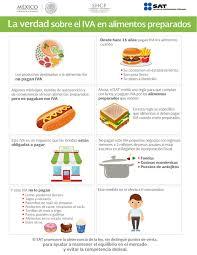 iva en mexico 2016 lista de alimentos que aplicarán iva del 16 a partir del 1 de julio