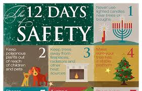decorating advice holiday safety tips from the national safety council 2016 11 10