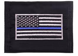 Black And Blue Flag Black Thin Blue Line Support Police Lives Matter Us Flag Nylon