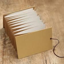 vertical photo album aliexpress buy 20 5 14cm vertical kraft cover accordion