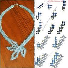 Pandahall Tutorial On How To How To Reinforce The St Petersburg Bead Chain Google Search