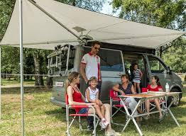 Campervan Awning Fiamma Compass Canopy Awning For 4x4 Suv And Campervan
