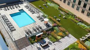 ink block apartments live ink block style in boston s hottest outdoor swimming pool at ink block