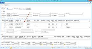 microsoft dynamics ax transfer order or transfer journal what u0027s