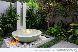 Water Feature Ideas For Small Gardens Contemporary Water Features Home Design Lover 20 Water Feature