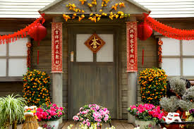 chinese new year home decoration how to celebrate chinese new year hutong school