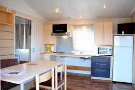cuisine pmr cing de la forêt mobile home pmr 4 ppl