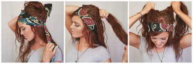 Fox Hair Extensions by The Freckled Fox Festival Hair Week Bohemian Gypsy Style