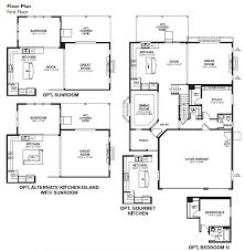 Richmond American Floor Plans Richmond American Homes Floor Plans