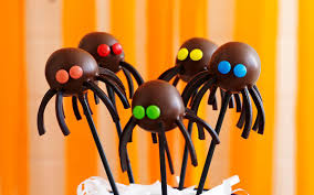 halloween spider cake pops u2013 festival collections