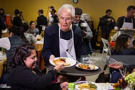 rescue mission serves thanksgiving meal to 1000 needy new yorkers