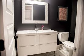 Powder Room Sinks And Vanities Our New Powder Room All We Are