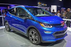 first chevy chevrolet bolt wikipedia