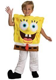 Super Deluxe Halloween Costumes Spongebob Squarepants Halloween Costumes