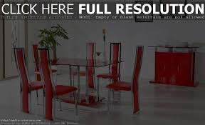 Red Dining Room Ideas Red And White Dining Room Ideas House Design Ideas