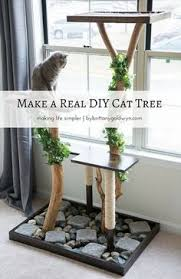 Free Diy Cat Tree Plans by 6 Free Diy Cat Tree Plans Diy Tag Diytag Pinterest Cat