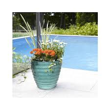 Modern Balcony Planters by Shop Planters Stands U0026 Window Boxes At Lowes Com