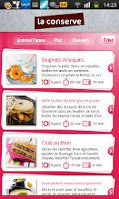 recett de cuisine recettes de cuisine laconserve แอปพล เคช น android ใน play