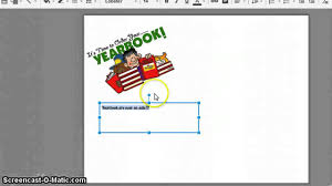 how to create a yearbook how to create a flyer with presentations