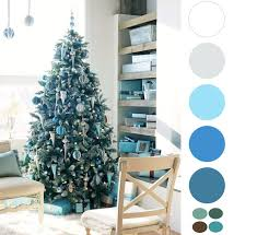 this week s color palette blues silver white blue dish