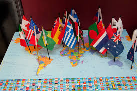 Country Flags Of The World Fun Creations A Flag Party