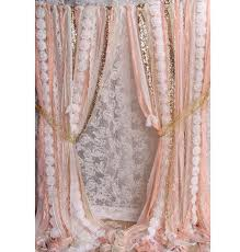White Lace Shower Curtain by Coral White Lace Sparkle Sequin Fabric Flowers Backdrop Photobooth