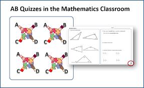exzuberant ab quizzes in the mathematics classroom