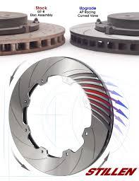 Nissan Gtr Upgrades - stillen releases r35 gt r brake rotor upgrade stillen garage