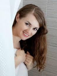 Hair Curtains How To Choose A Non Toxic Shower Curtain Hemp U0026 Metal Curtains