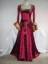 Mother Gothel Halloween Costume Medieval Red Theatre Costumes Ebay