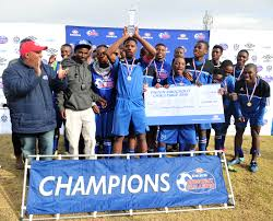 Challenge Knockout Football 2016 Engen Knockout Challenge Day 3 Grey College