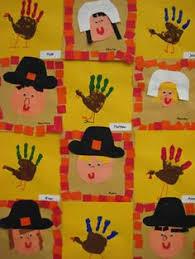 november preschool bulletin board friends painted indian corn
