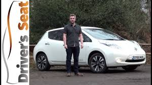 nissan leaf long term review nissan leaf 30kwh review driver u0027s seat youtube