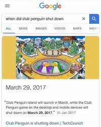 Shut Down Everything Meme - when did club penguin shut down meme xyz