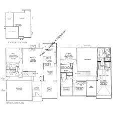 kimball hill homes floor plans charleston ii model in the harvest hill subdivision in lindenhurst