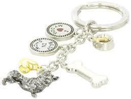 australian shepherd keychain amazon com littlegifts king charles spaniel v3 keychain pet supplies