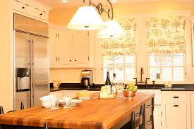 two toned kitchen cabinets kitchen industrial with black