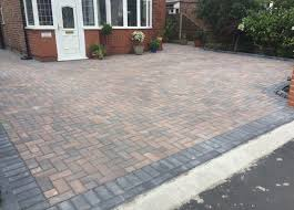 catchy collections of paving designs for front gardens catchy